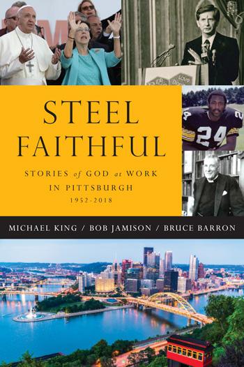 Steel Faithful book cover