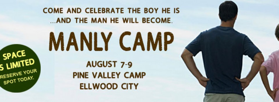 Manly Camp