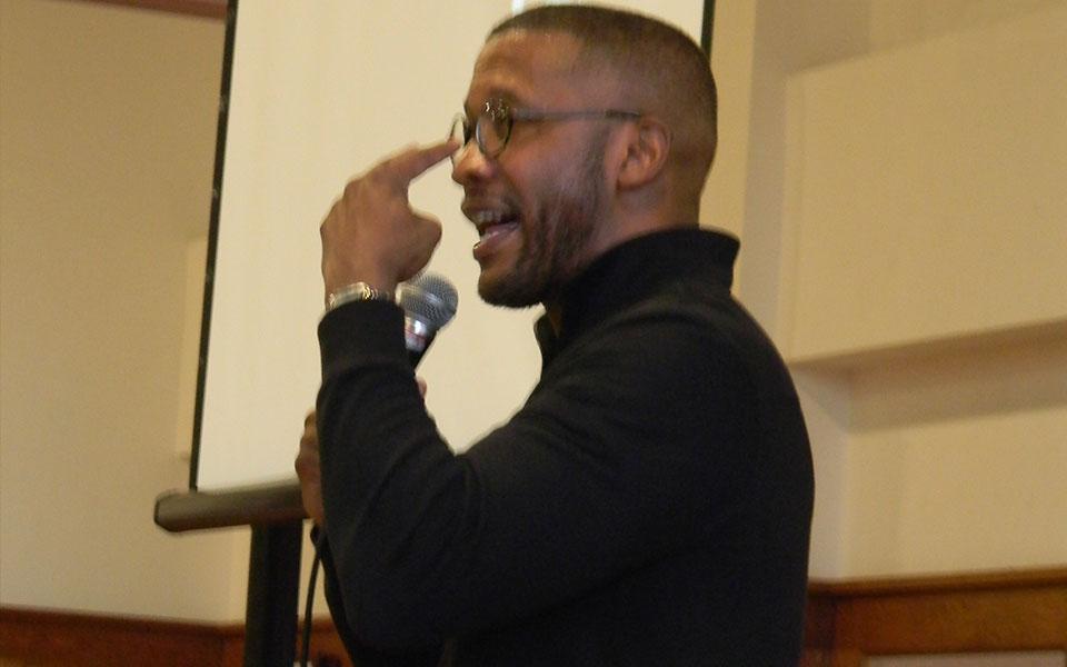 Pastor John Knight